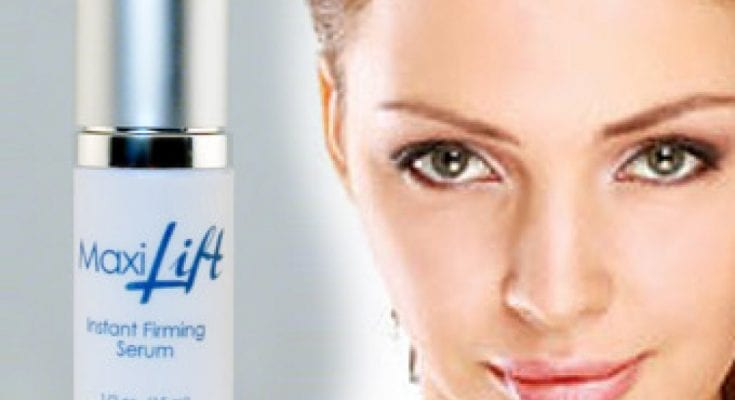 Maxilift Instant Wrinkle Reducer Review